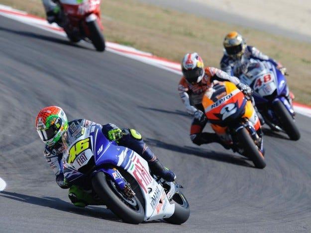 Гран при на Сан Марино 2008