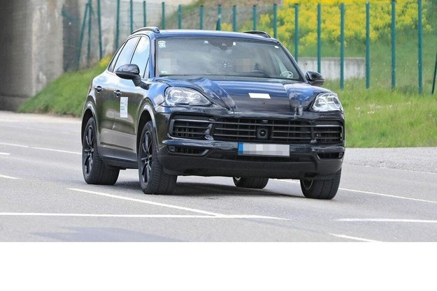 Porsche Cayenne (2022)