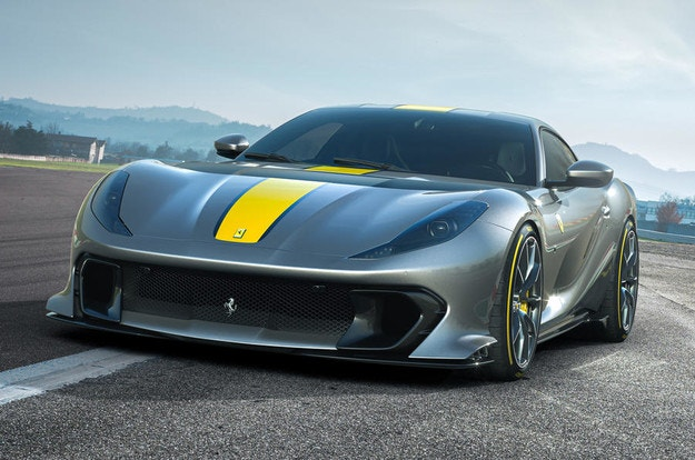 Ferrari 812 Competizione с по-добро управление