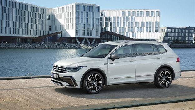 Всичко за новия Volkswagen Tiguan Allspace1