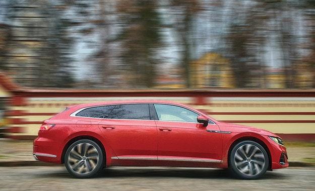 Volkswagen Arteon Shooting Brake: Добър изстрел