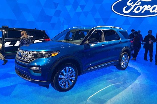 Ford ще ползва американската гама за Европа