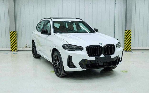 Разкриха екстериора на обновеното BMW X3