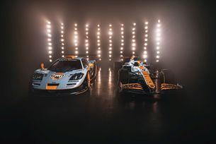 McLaren ще има нова цветова схема за Монако