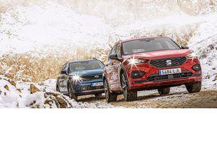 Kia Sorento Hybrid AWD, Seat Tarraco 4Drive