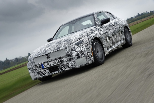 Финален спринт: новото BMW Серия 2 Купе