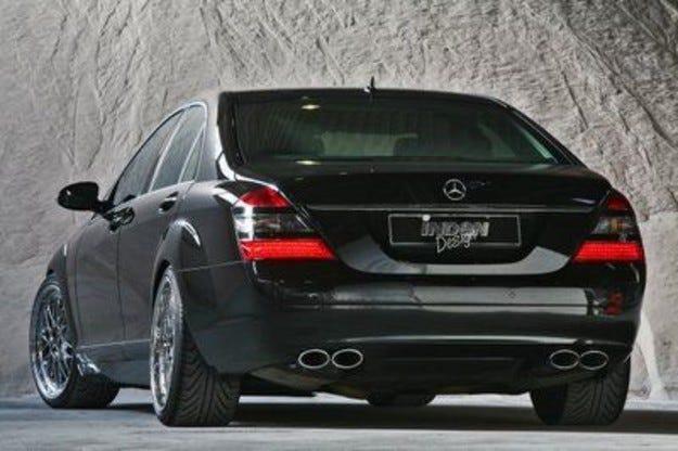Inden-Design Mercedes S 500
