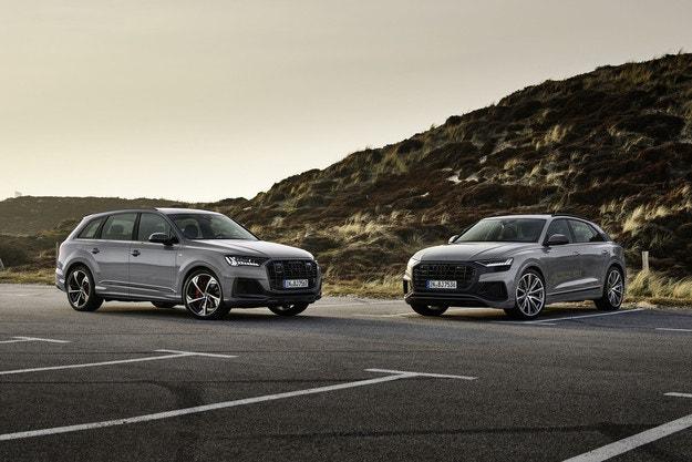 Новите Audi Q7 и Q8 competition plus