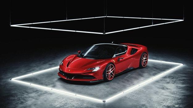 Ferrari SF90 Stradale на Wheelsandmore