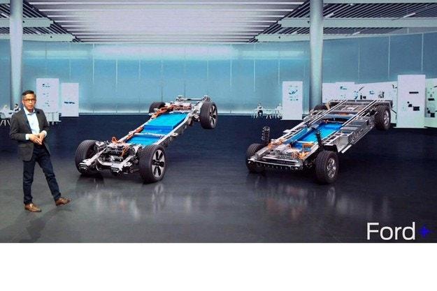 Ford предприема глобална електрическа офанзива