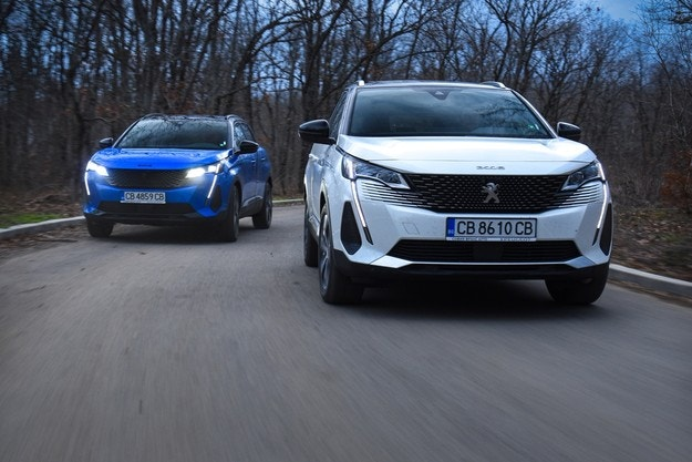 Peugeot 3008 и 5008