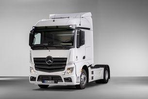 Mercedes-Benz с две локални премиери на Truck Expo 2021