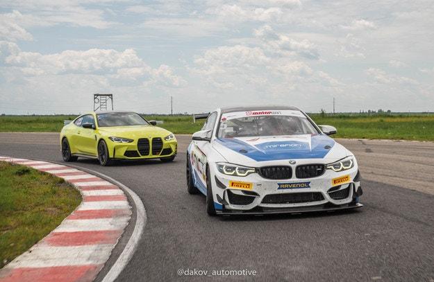BMW Cup за първи път на писта MotorPark в Румъния