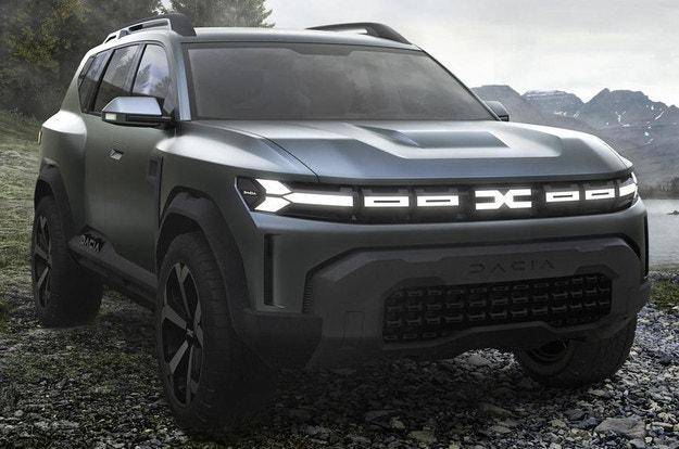 Dacia: Малък бранд, мислещ мащабно