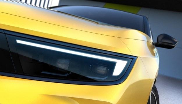 Първи поглед към бъдещия Opel Astra