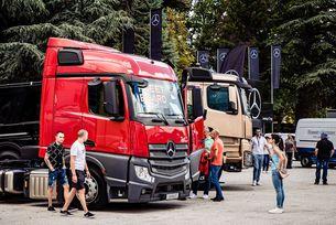 TRUCK EXPO променя представите за камионите