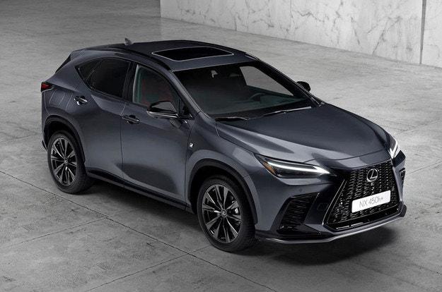 Световна премиера на новия Lexus NX