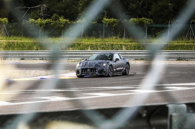 Maserati Granturismo 2022 ще бъде електрически GT