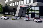 Производствен рекорд за Audi R8 LMS