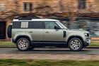 Land Rover започва изпитания с водороден Defender