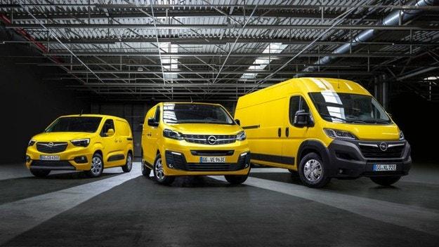 С новите Movano и Movano-e Opel е на върха в класа