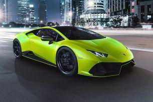 Lamborghini към рекордна година