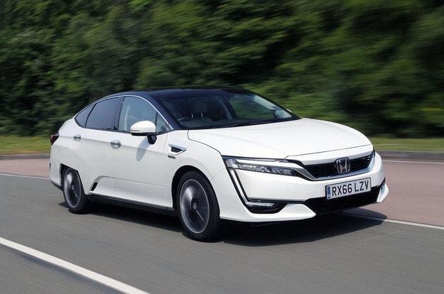 Honda спира производството на Clarity FCV