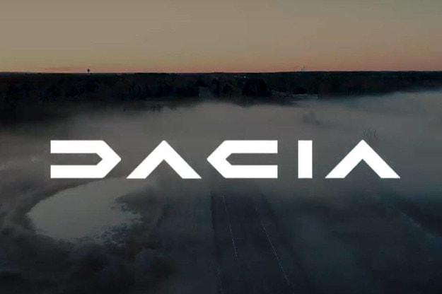 Нова визуална идентичност за Dacia