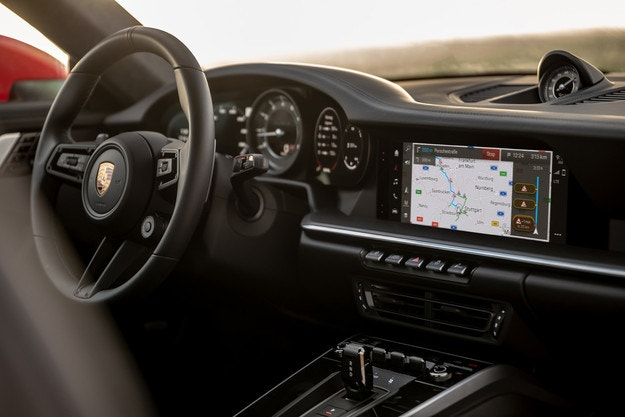 Нова Porsche инфоразвлекателна система