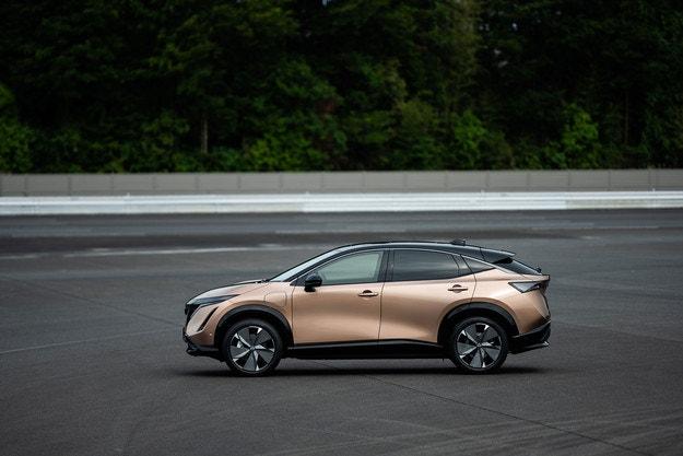 Лансирането на Nissan Ariya закъснява