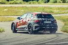 Новите спортни хечбек и седана Audi RS3
