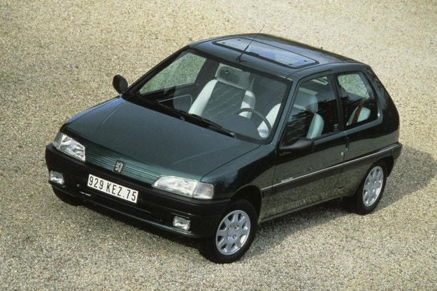 Peugeot 106  празнува своята 30-а годишнина