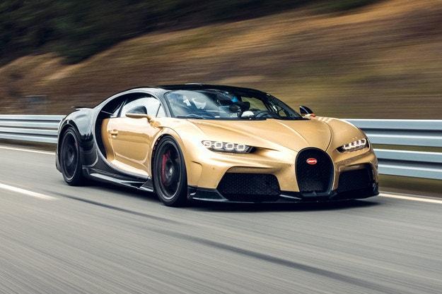 Разработват Bugatti Chiron Super Sport