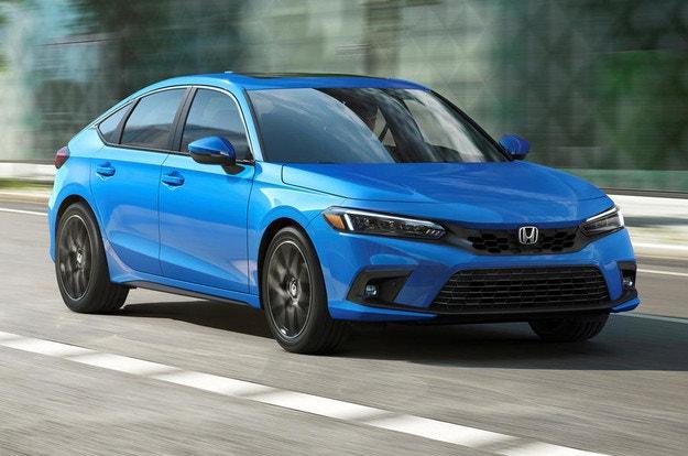 Honda разкрива новото поколение на Civic