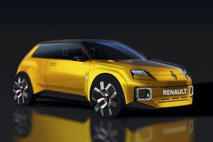 Renault с нови партньори за батерии и електроника