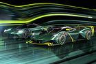 Aston Martin представя хиперавтомобил с 1000 к.с.