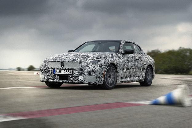 Новото BMW Серия 2 Купе дебютира в Гудууд