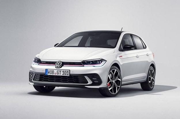 Volkswagen Polo GTI 2021 с нов облик и 204 к.с.
