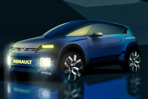 Потвърдиха новото Renault 4ever EV