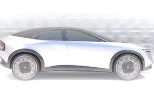 Nissan ще прави електрически кросоувър