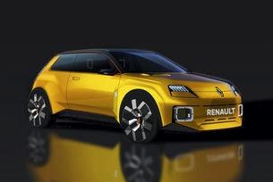 Renault 5 electric Renault 5 ще струва 18 500 паунда