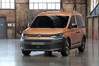 Volkswagen пусна високопроходима версия на Caddy