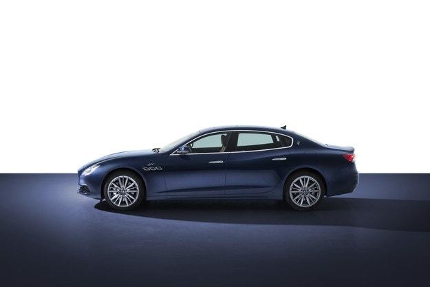 Maserati представя три нови линии GT