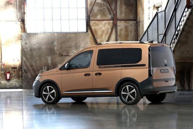 Представяме версията Caddy PanAmericana