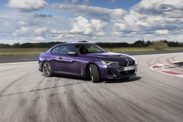 BMW Серия 2 Coupe