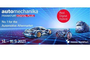Automechanika Frankfurt Digital Plus, 14-16 септември 2021 г.