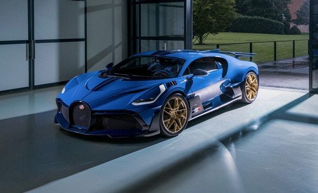 Последният Bugatti Divo напусна Молсхайм