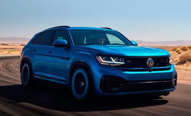 Нова версия на Volkswagen Atlas с 300 к.с.