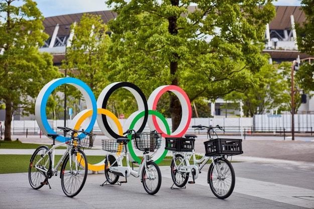 Bridgestone на Олимпийските игри Токио 2020