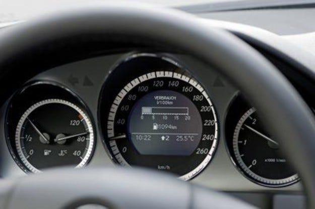 Mercedes C250 CDI BluEfficiency